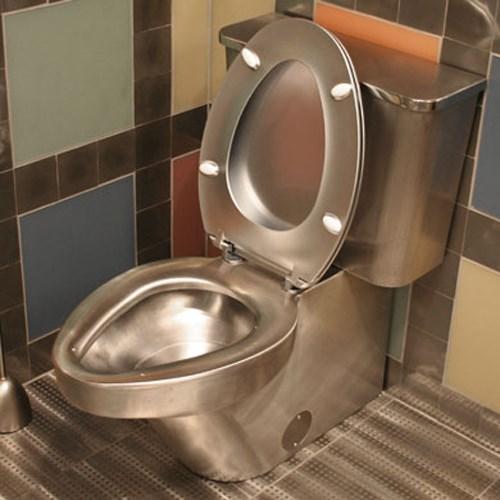 Metro Urban Toilet Luxury Restroom Fixtures Neo Metro