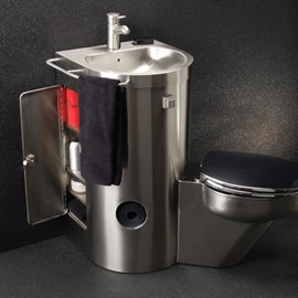 Neo-Comby Combination Toilet-Basin