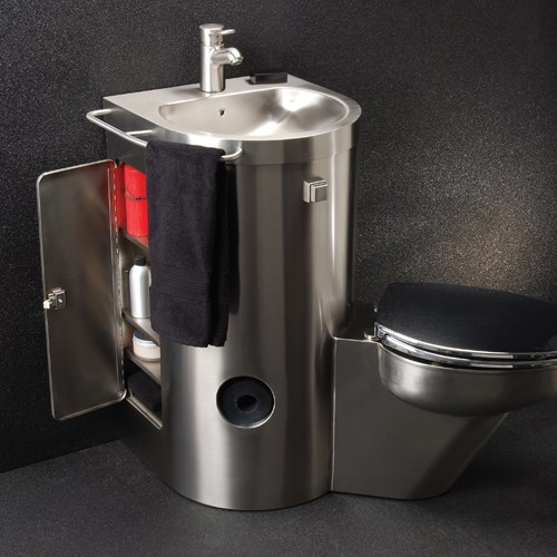 Neo Comby Combination Toilet Basin For Compact Bathrooms