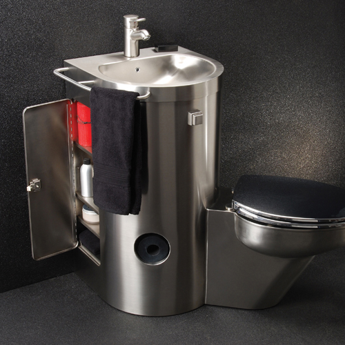 Neo Comby Combination Toilet Basin