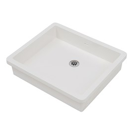 Solid Surface Inset Basin