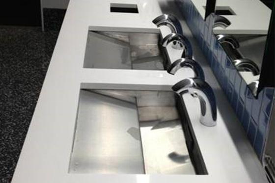 Neo Metro Stainless Steel Ebb Basins