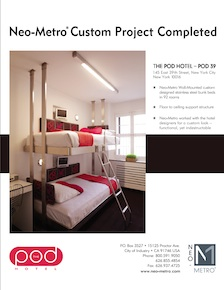 Click Here To Download The POD Hotel Case Study Neo Metro