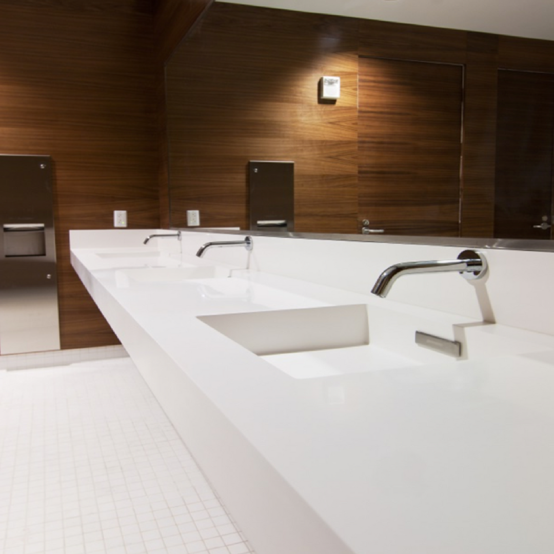 Sustainable Design for Commercial Restrooms - Neo Metro