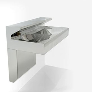 System-M2 Stainless Steel Multi-Basin Fixture