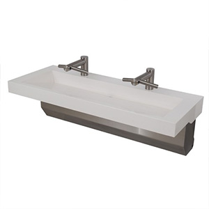 Wall Mounted Commercial & Luxury Sinks