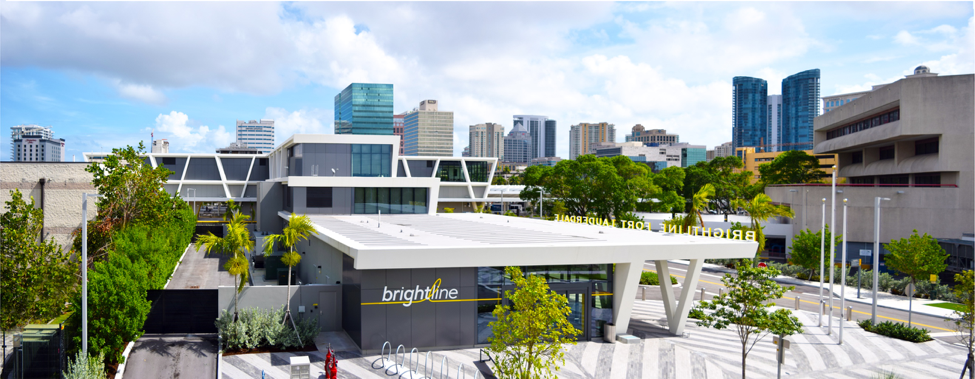 Brightline Station & Train Case Study